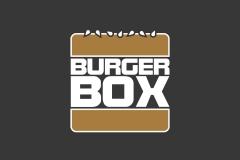 "Logotipado ""Burger Box"""